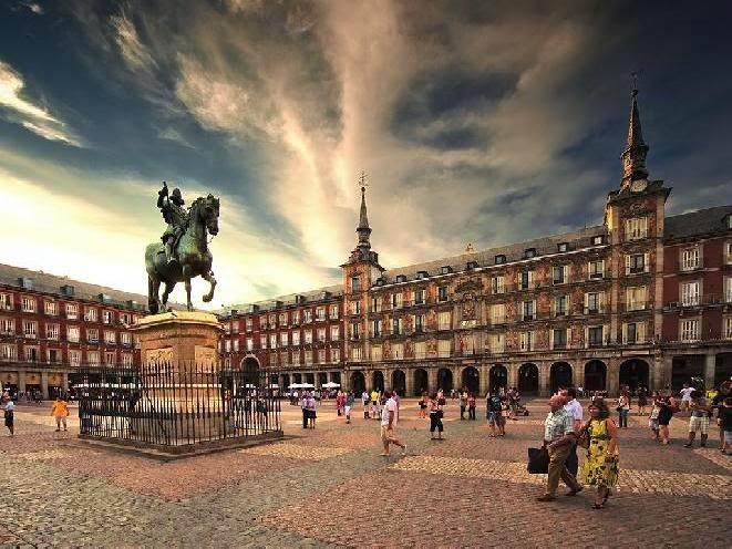 Lieux à visiter à Madrid