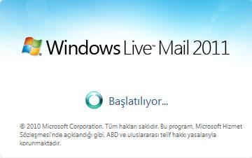 Windows Live Mail Full Yedekleme