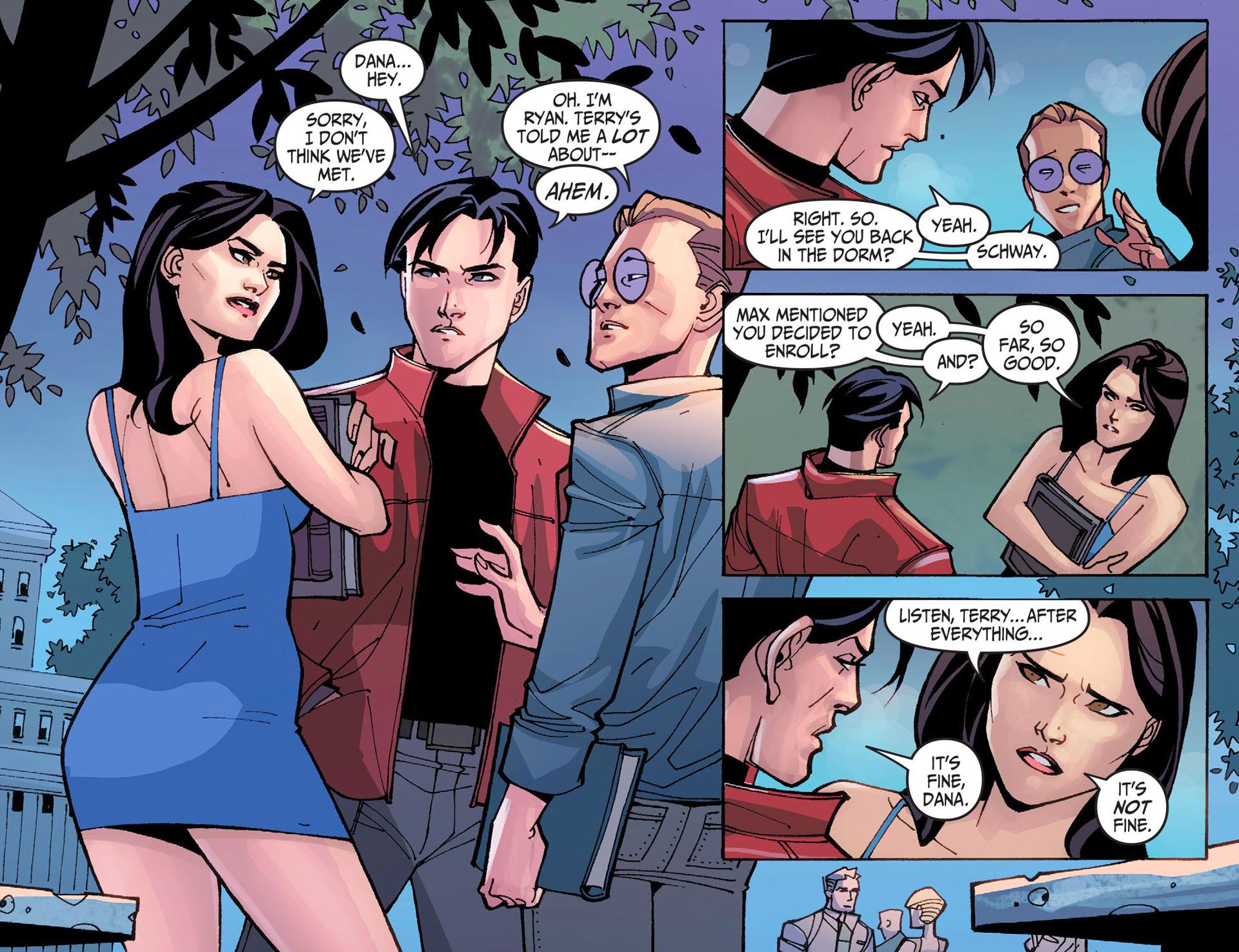 Batman Beyond 2.0 #1 #40 - English 19