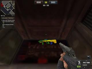 Mod Pack Brazil , Python, P90MC, Combat Machete, CheyTac, dan AUG
