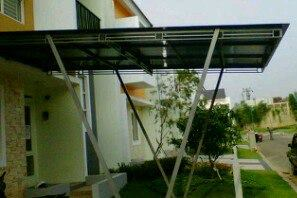 canopy minimalis,canopy rumah minimalis