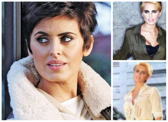 cortes de pelo corto mujeres argentinas