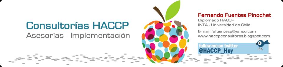 Consultorías HACCP
