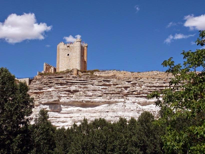 Castillos y villa históricas