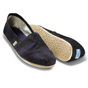 If you're a fan of TOMS shoes,