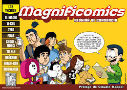 El libro de MAGNIFICOMICS a la venta aqu!
