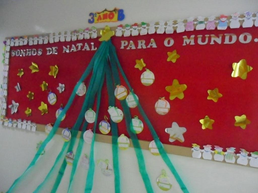 Pedag giccos meu mural de natal for Mural de natal 4 ano