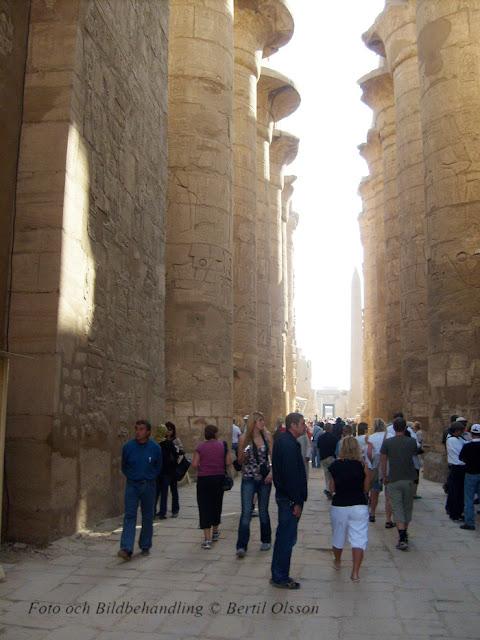 Luxor Karnaks tempel