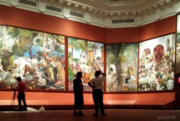 Museo de Hispanic Society