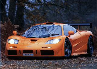 McLaren F1 LM 2011