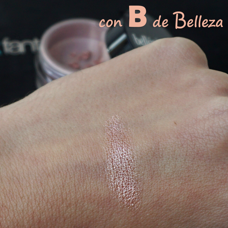 Shimmer powder Bellapierre Earth