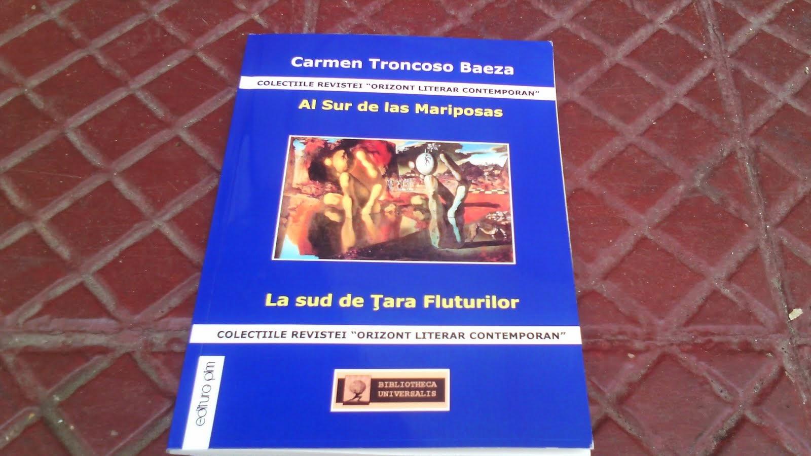 """Libro """"Al Sur de las Mariposas"""""""