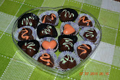 Choc. Love Shape Box RM15.00