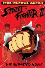 Watch Street Fighter II: The Animated Movie 1994 Megavideo Movie Online