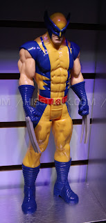 Hasbro 2013 Toy Fair Display Pictures - Titan Heroes - Wolverine