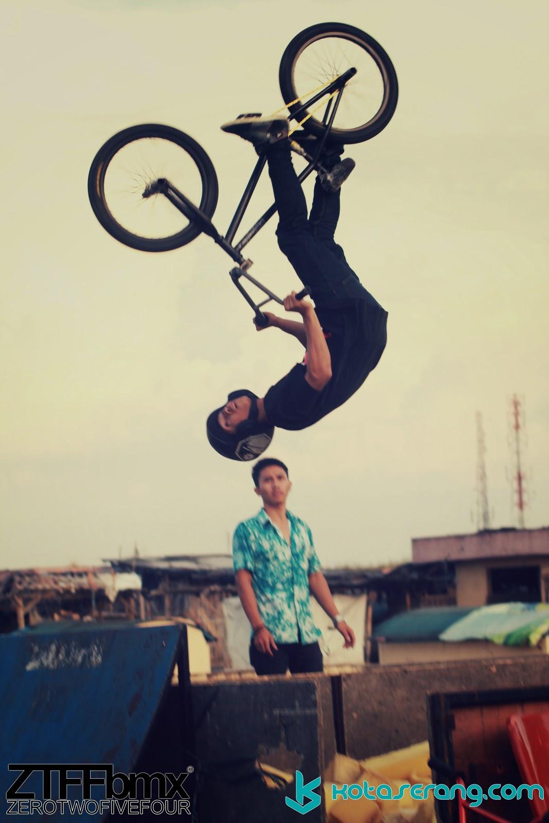 ZTFFbmx Komunitas BMX Kota Serang