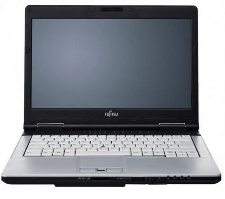 Spesifikasi Notebook Fujitsu S781 - Hitam