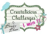 Creatalicious Challenge