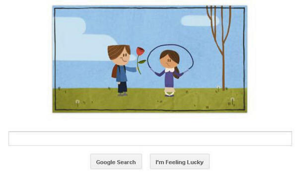 Google Reveal Love Romance in Video