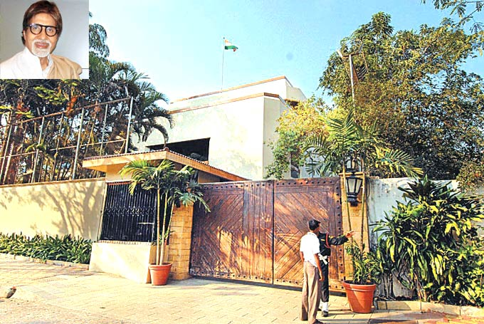 World Of Crisis Bollywood Stars And Their Bungalows