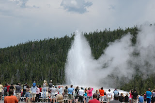 Old Faithful from www.traceeorman.com