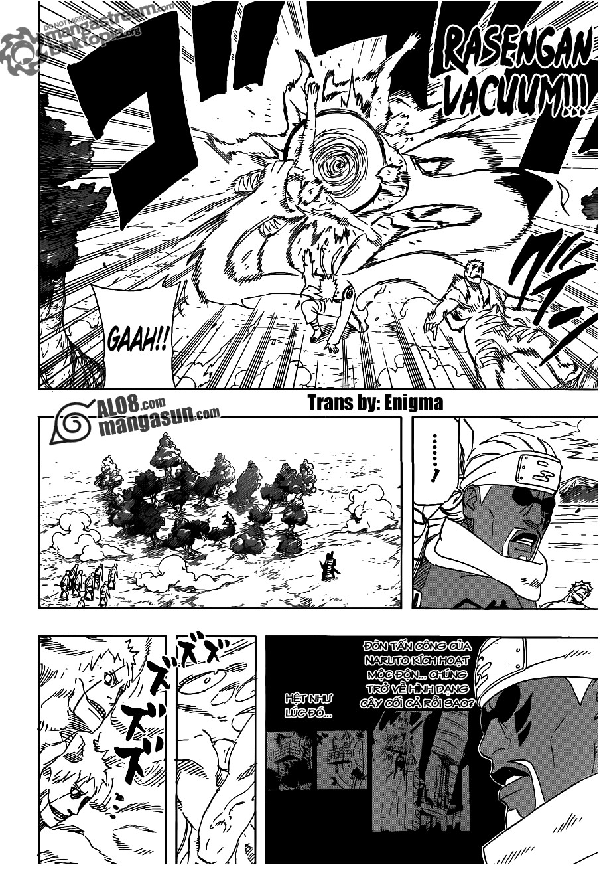 Naruto chap 545 Trang 13 - Mangak.info