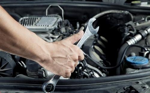 servis motor dan mobil