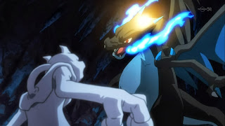 Pokemon the Origin Mega Charizard X Pocket Monsters Mewtwo Mega Evolution