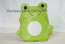 Awokpenyu.Kidz Giveaway