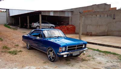Opala Coupe 78