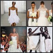. in my photo collagewhite girls are not the only ones who get married.