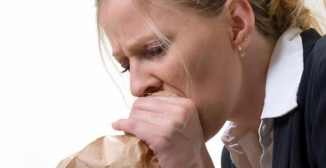 Стресс и гипервентиляционный синдром: простой и точный опросник.