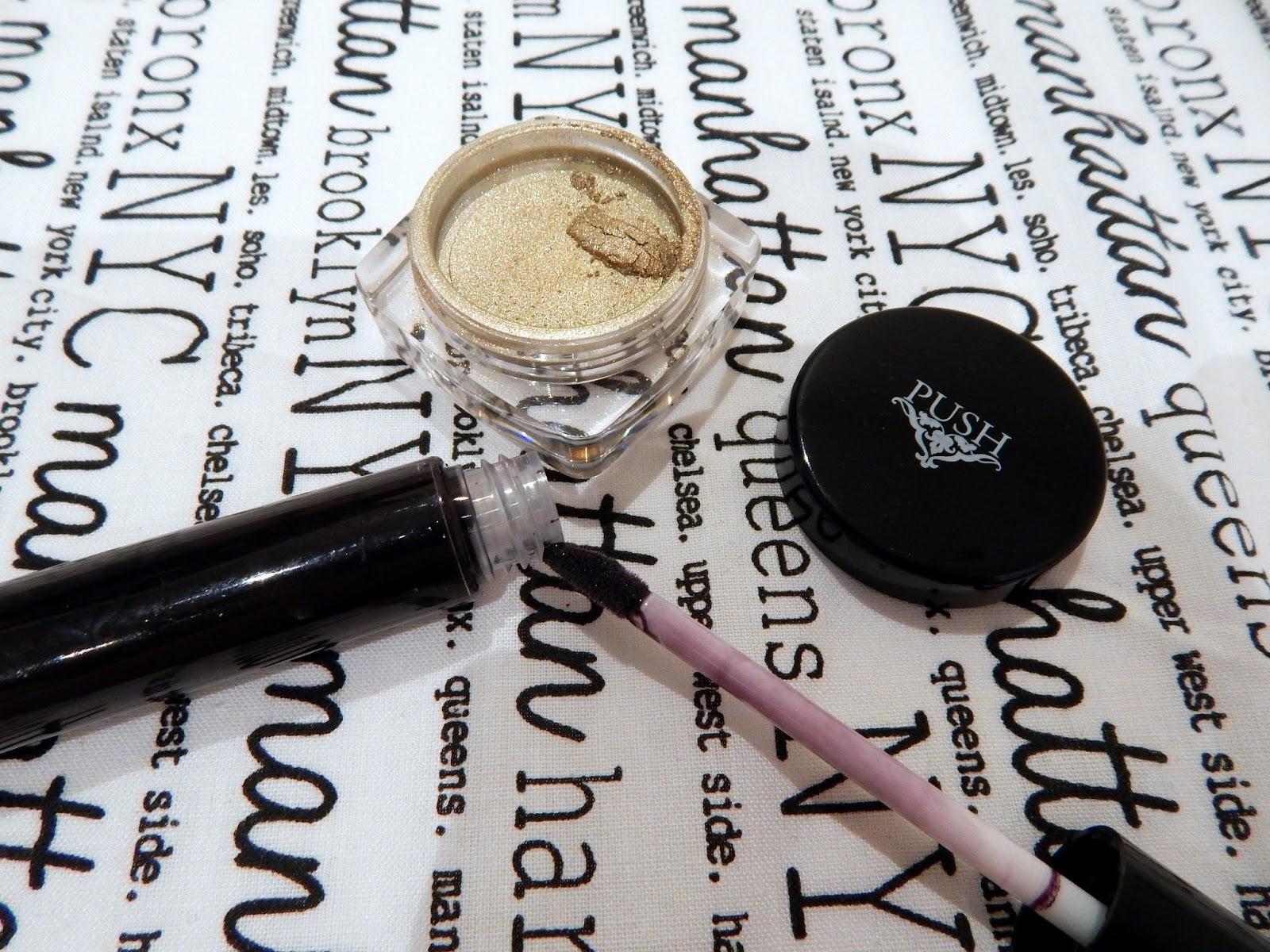 push makeup