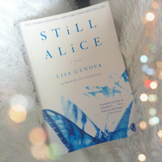 Still Alice, book, book review, reading