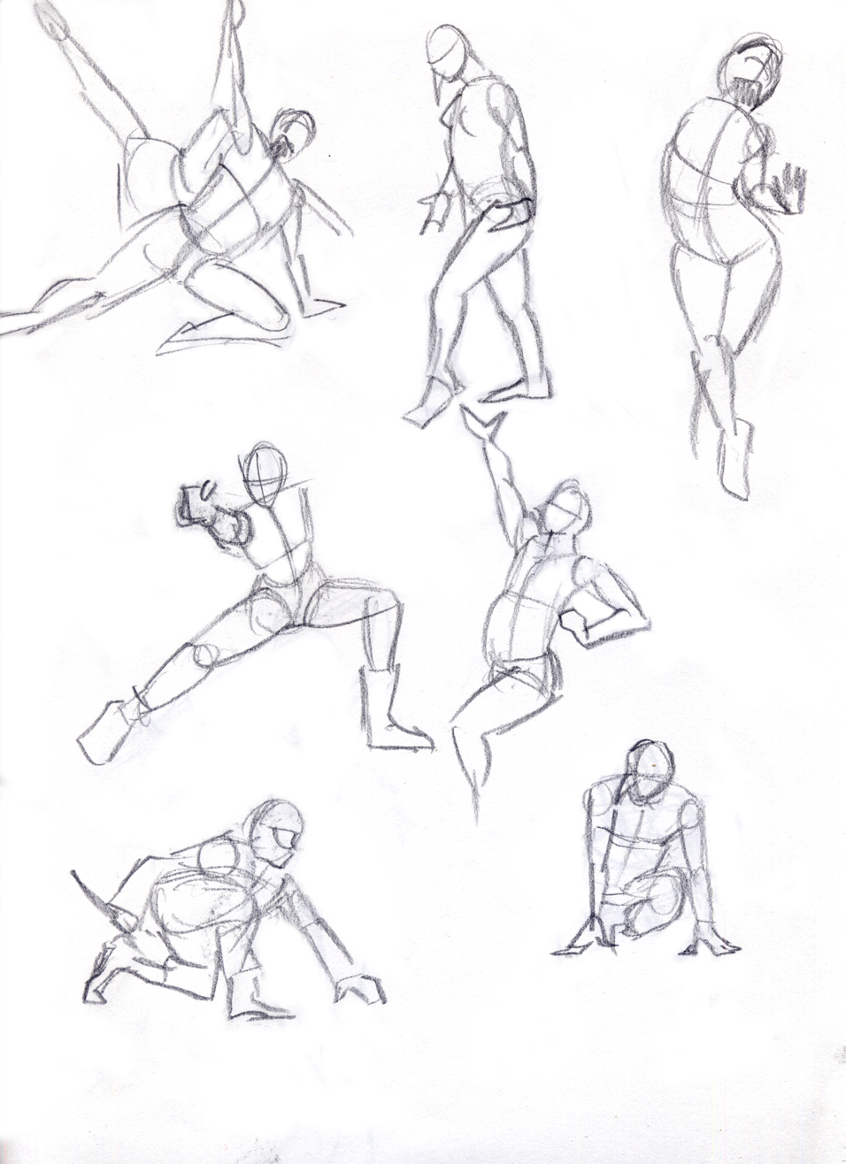 Studio Gattai  Figure Drawing  Using Pixelovely