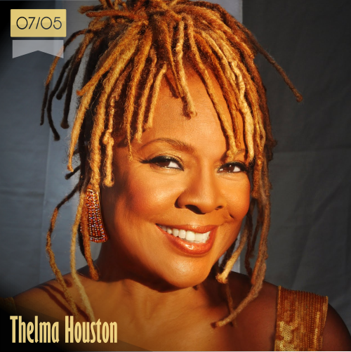 7 de mayo | Thelma Houston - @Thelma_Houston | Info + vídeos