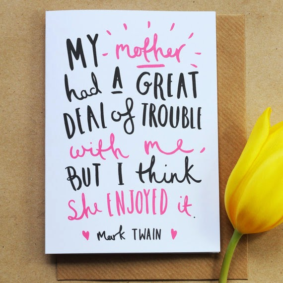 Ma Bicyclette: Buy Handmade | Mother's Day Cards - Old English Co