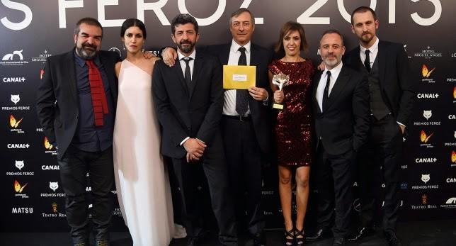 'La isla mínima', gran triunfadora de los Premios Feroz 2015. MÁS CINE. Making Of.