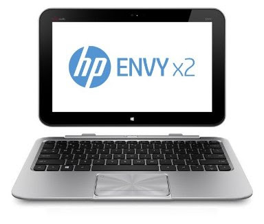 HP Envy X2 Hybrid PC - Laptop and Tablet
