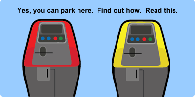 Red and Yellow Meter