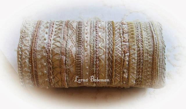 винтажная сумочка от Лорны Бейтман