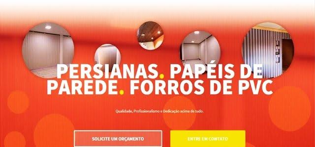 RONALDO PERSIANAS