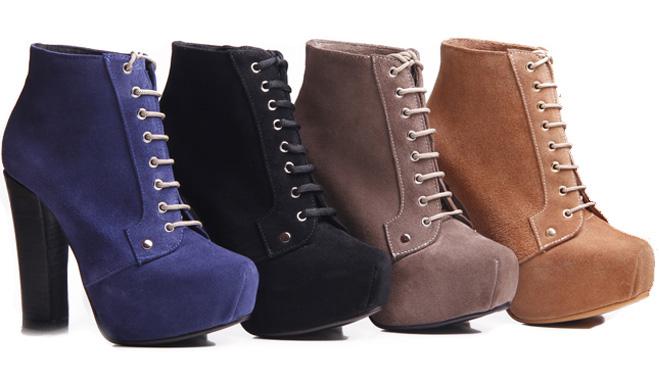 Zapatos Alfonsa Bs. As. otoño invierno 2013.