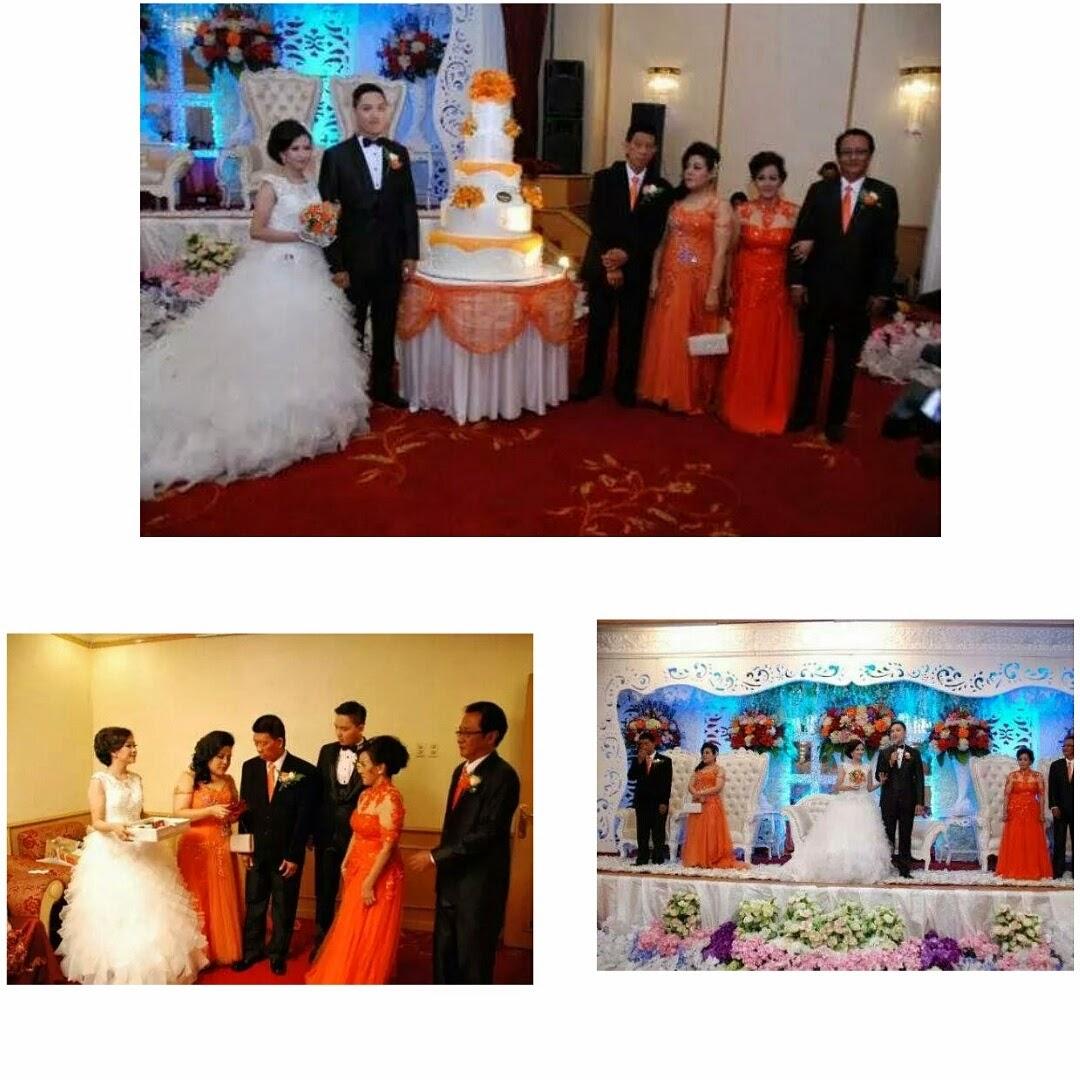 Sewa gaun wedding