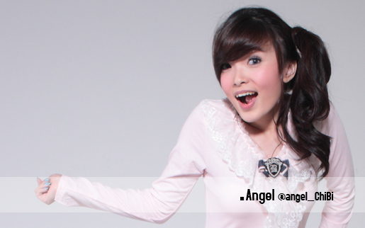 Angel Cherry Belle Foto Profil Chibi