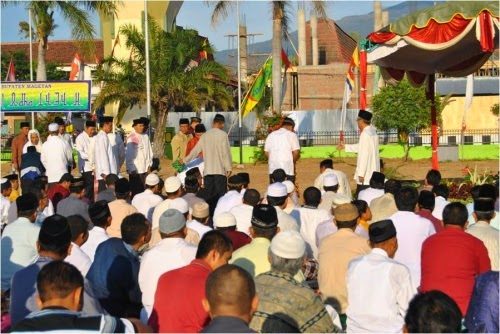 Tata Cara Bacaan Billal Shalat Idul Adha