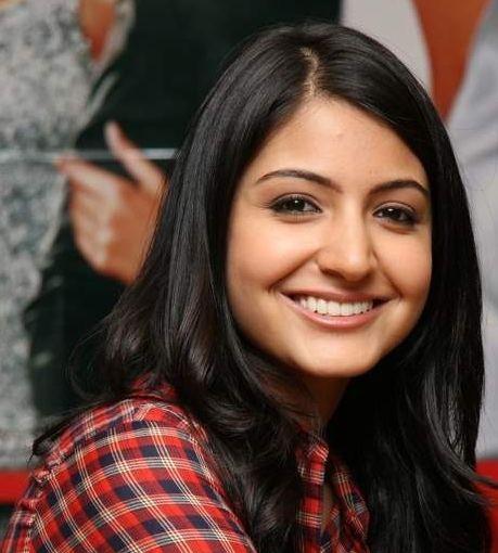 Anushka Smile