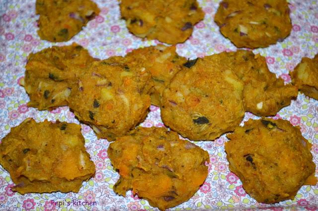 Blogoσυνταγές Νο 35, Κολοκυθοκεφτέδες με αρωματικά