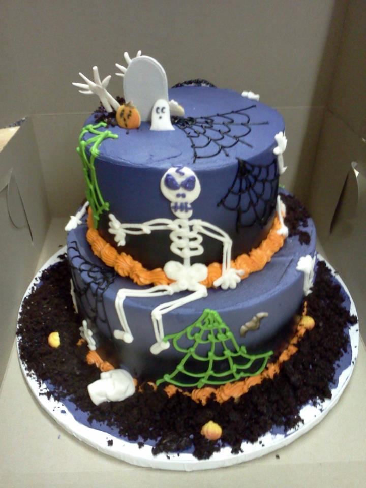 Leslies Cool Cakes from Stans Northfield Bakery Halloween Cakes