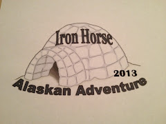 Iron Horse Alaskan Adventure Logo